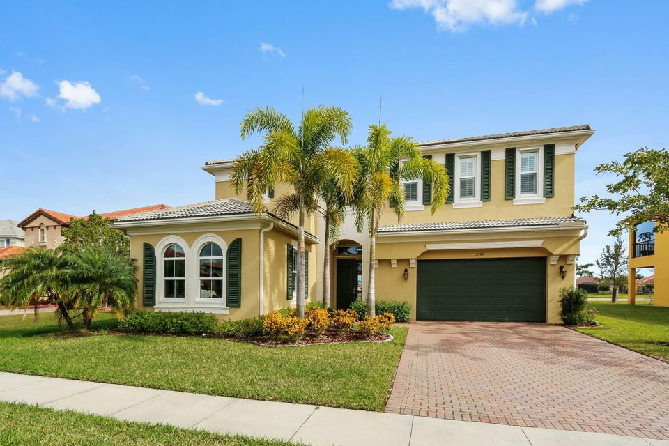Single Family Home for Sale at 2540 Vicara Court Royal Palm Beach, Florida 33411 United States