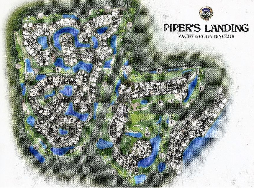 PIPERS LANDING PLAT 5 BLK 12 LOT 20