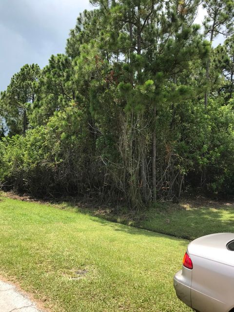 Land for Sale at 3257 SE W Snow Rd Road 3257 SE W Snow Rd Road Port St. Lucie, Florida 34984 United States