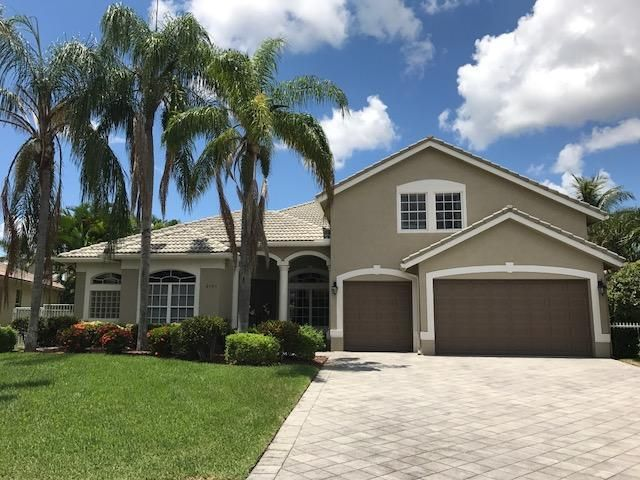 Rentals للـ Sale في 6701 Conch Court Boynton Beach, Florida 33437 United States