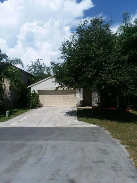 Single Family Home for Sale at 6539 Rainwood Cove Lane Lake Worth, Florida 33463 United States