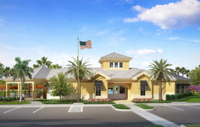Vila para Venda às 11102 SW Sunrise Lake Drive 11102 SW Sunrise Lake Drive Port St. Lucie, Florida 34987 Estados Unidos