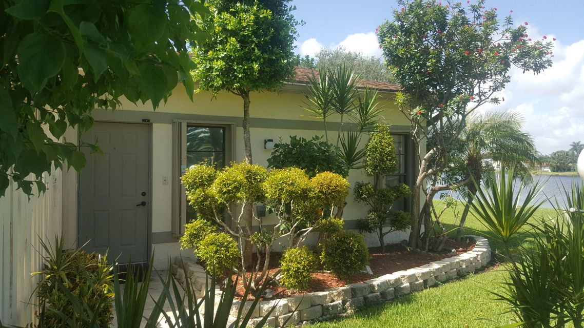 4443 Willow Pond Road Unit C West Palm Beach, FL 33417 - MLS #: RX-10360940
