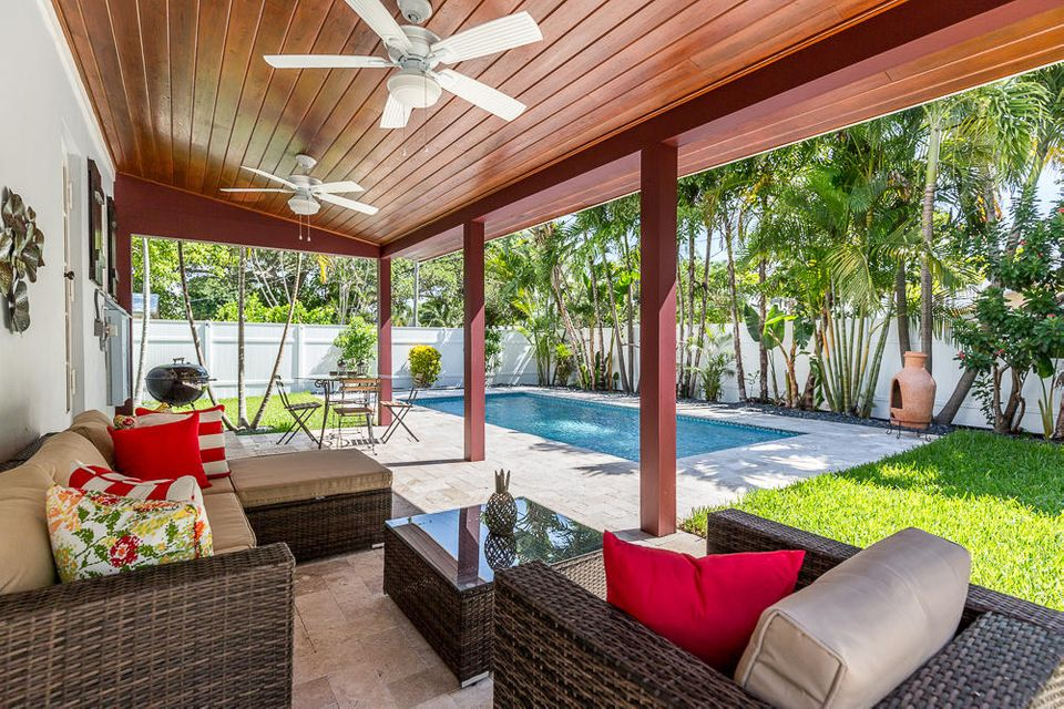 Single Family Home for Rent at 801 SE 3rd Avenue 801 SE 3rd Avenue Delray Beach, Florida 33483 United States