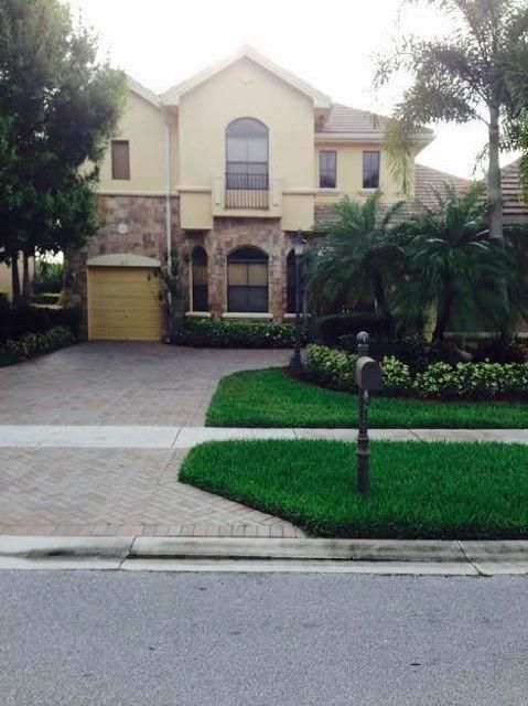 Single Family Home for Sale at 3612 Collonade Drive 3612 Collonade Drive Wellington, Florida 33414 United States