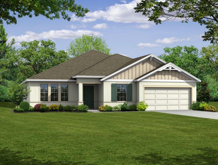 Casa para uma família para Venda às 637 SW Jaffe Avenue 637 SW Jaffe Avenue Port St. Lucie, Florida 34953 Estados Unidos