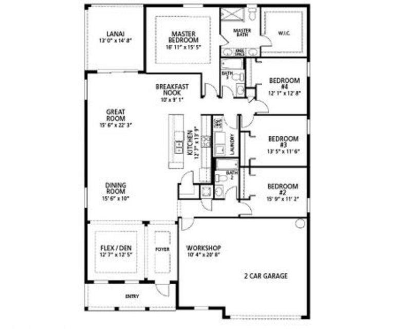 Additional photo for property listing at 637 SW Jaffe Avenue 637 SW Jaffe Avenue Port St. Lucie, Florida 34953 Estados Unidos
