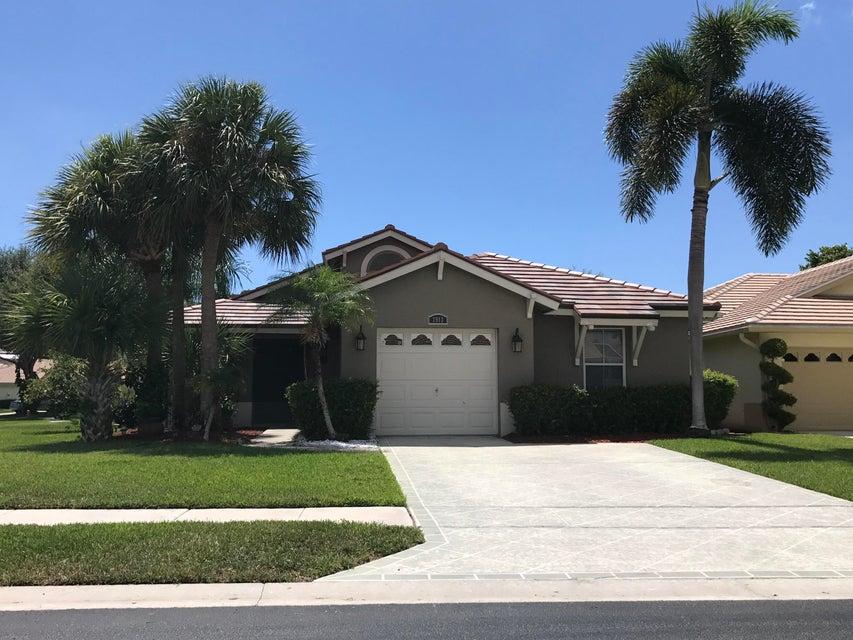 واحد منزل الأسرة للـ Sale في 7913 Manor Forest Lane Boynton Beach, Florida 33436 United States