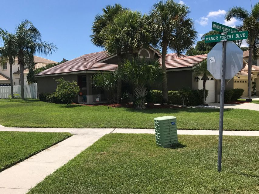 Additional photo for property listing at 7913 Manor Forest Lane  Boynton Beach, Florida 33436 United States