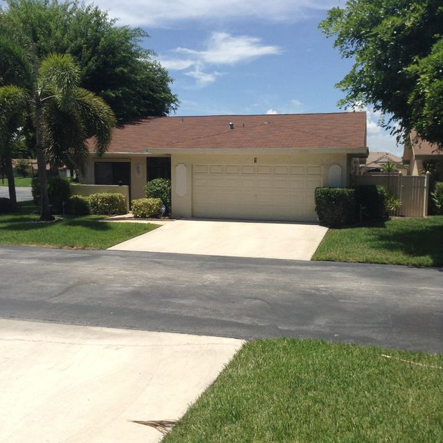 Single Family Home for Sale at 1 Islington Place Boynton Beach, Florida 33426 United States