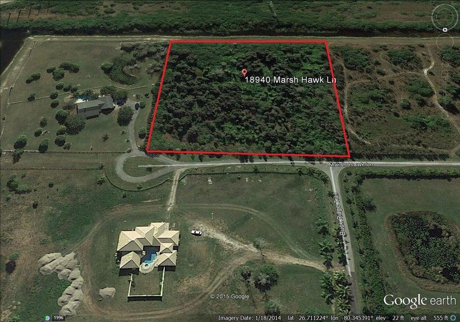 Agricultural Land for Sale at 18940 Marsh Hawk Lane 18940 Marsh Hawk Lane Loxahatchee, Florida 33470 United States