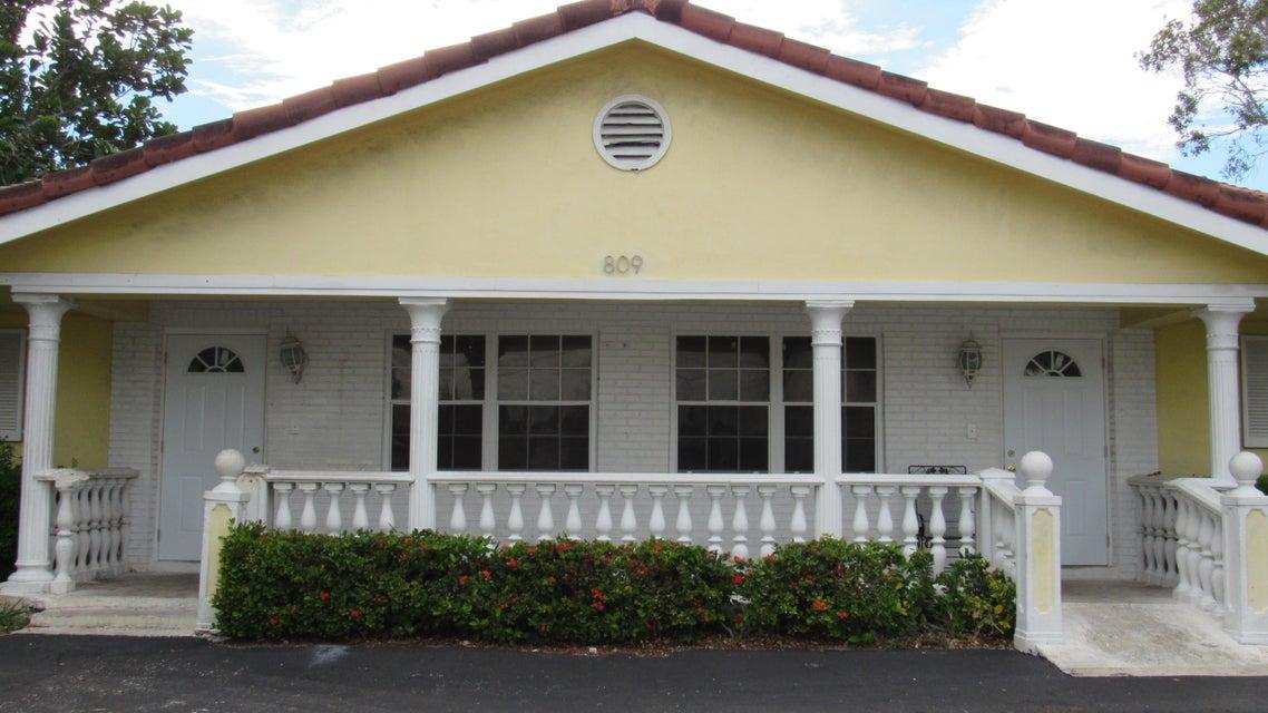 Doppelhaus für Verkauf beim 809 4th Street 809 4th Street Boynton Beach, Florida 33435 Vereinigte Staaten