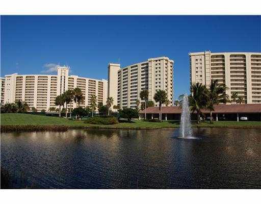 Condominium for Sale at 100 Ocean Trail Way # 1307 Jupiter, Florida 33477 United States