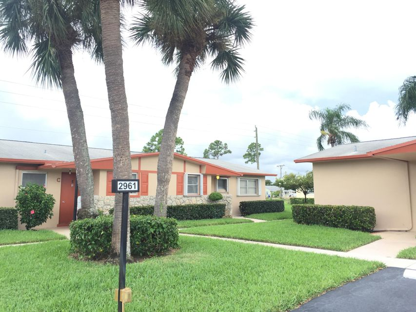 New Home for sale at 2961 Crosley Drive in West Palm Beach