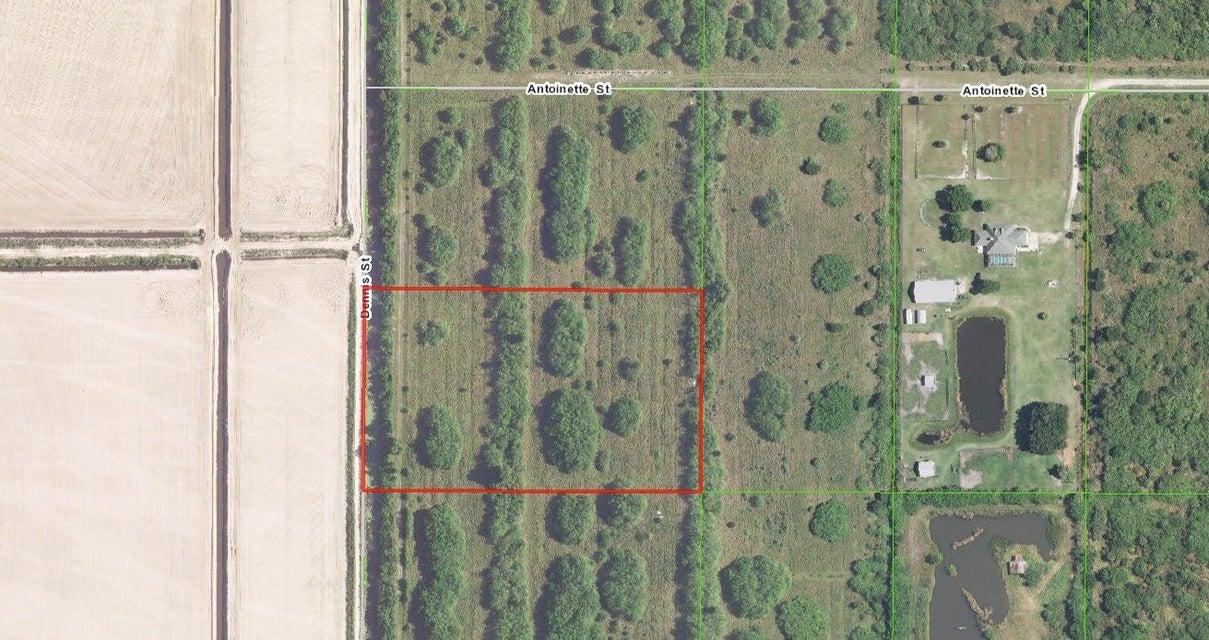 Agricultural Land for Sale at 6464 Dennis Street 6464 Dennis Street Loxahatchee, Florida 33470 United States