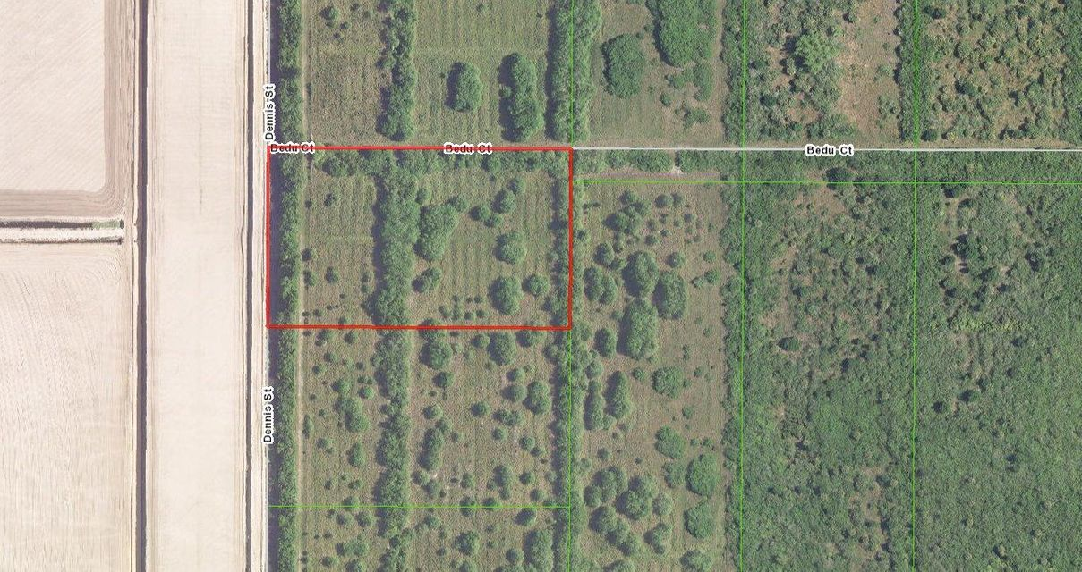 Agricultural Land for Sale at 6746 Dennis Street 6746 Dennis Street Loxahatchee, Florida 33470 United States