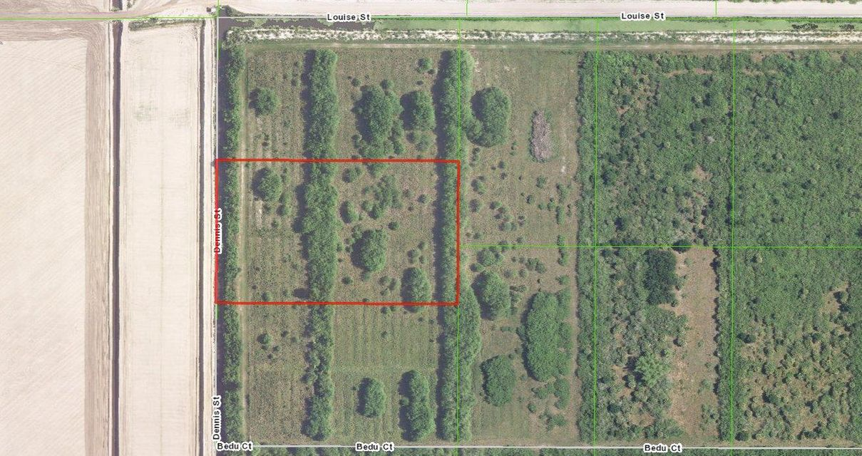Land for Sale at 6882 Dennis Street Loxahatchee, Florida 33470 United States