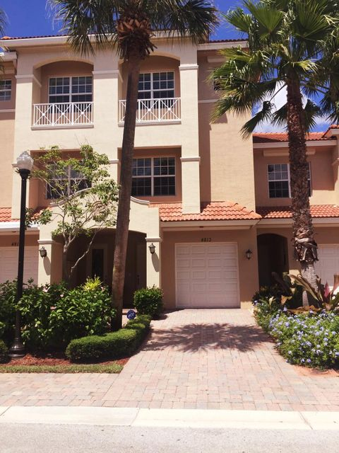 Townhouse for Rent at 4813 Sawgrass Breeze Drive 4813 Sawgrass Breeze Drive Palm Beach Gardens, Florida 33418 United States