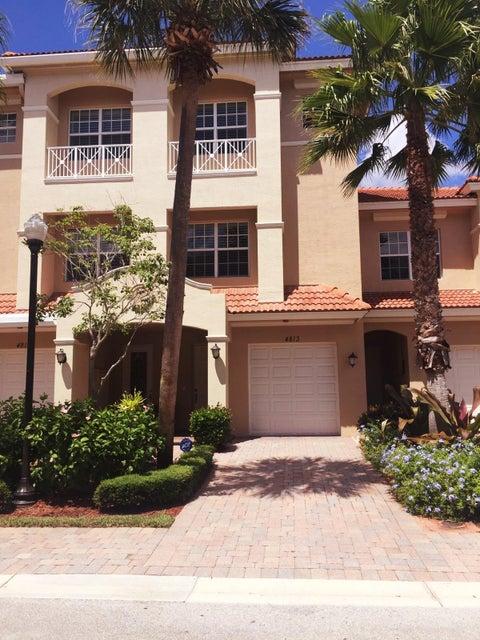 تاون هاوس للـ Rent في 4813 Sawgrass Breeze Drive 4813 Sawgrass Breeze Drive Palm Beach Gardens, Florida 33418 United States