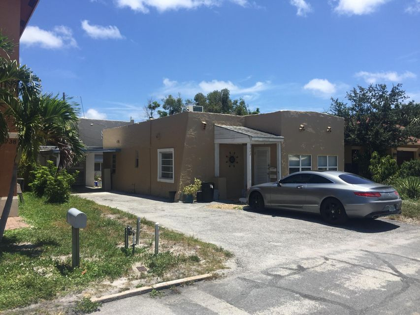 3802 Russell Avenue  West Palm Beach, FL 33405