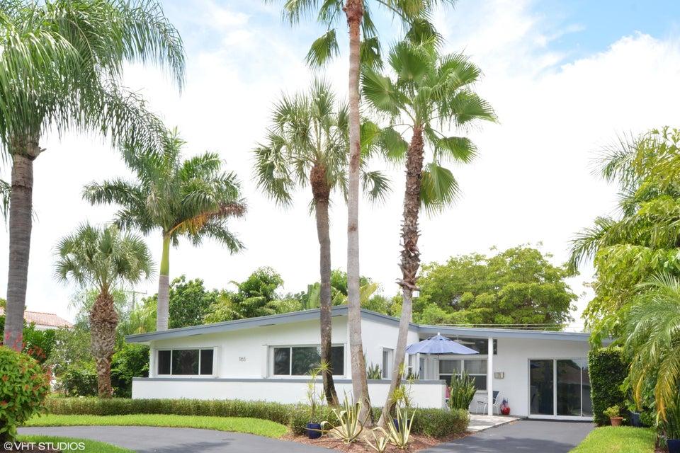1165 NE 2nd Terrace  Boca Raton FL 33432