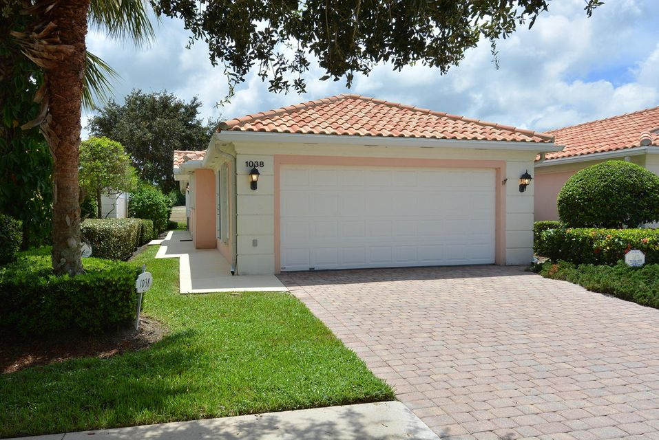 Villa for Sale at 1038 SW Balmoral Trace Stuart, Florida 34997 United States