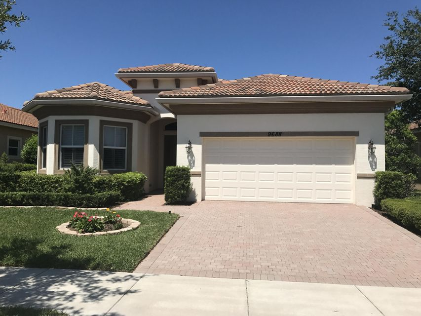 Single Family Home for Sale at 9688 SW Nuova Way St. Lucie West, Florida 34986 United States