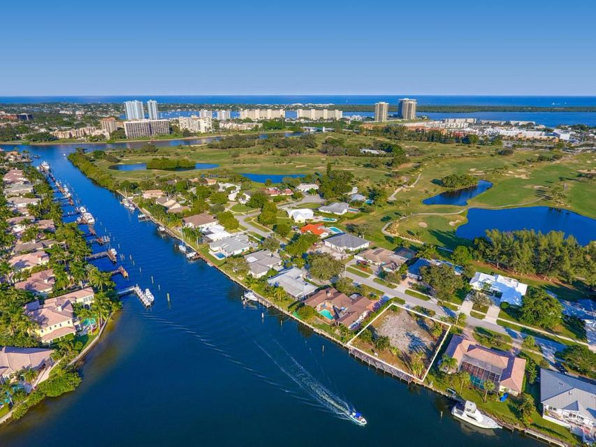 Land for Sale at 1029 Country Club Drive North Palm Beach, Florida 33408 United States