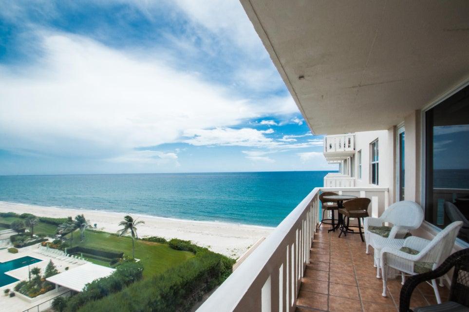 Condominium for Rent at 3450 S Ocean Boulevard # 704 3450 S Ocean Boulevard # 704 Palm Beach, Florida 33480 United States