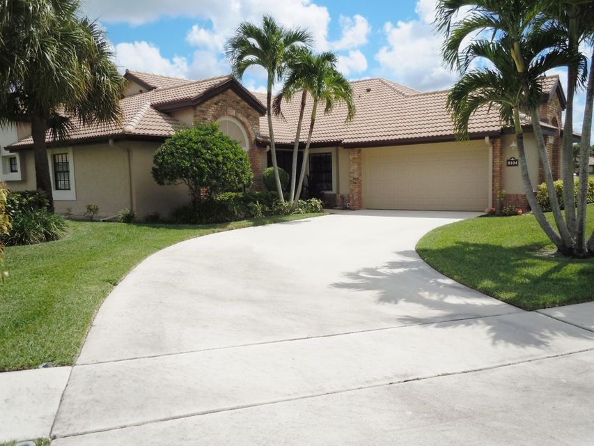 8104 Cassia Drive  Boynton Beach FL 33472