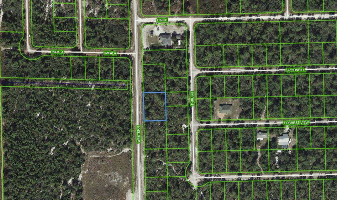 Land for Sale at 1017 Western Boulevard 1017 Western Boulevard Lake Placid, Florida 33852 United States