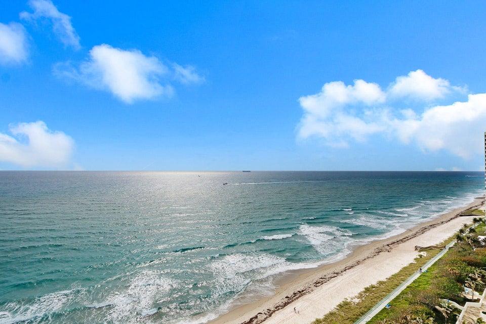 5150 N Ocean Drive 1703  Singer Island FL 33404