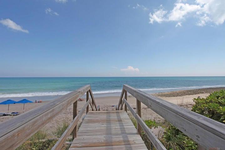 BEACH FRONT AT SINGER ISLAND CONDO  UNIT 404