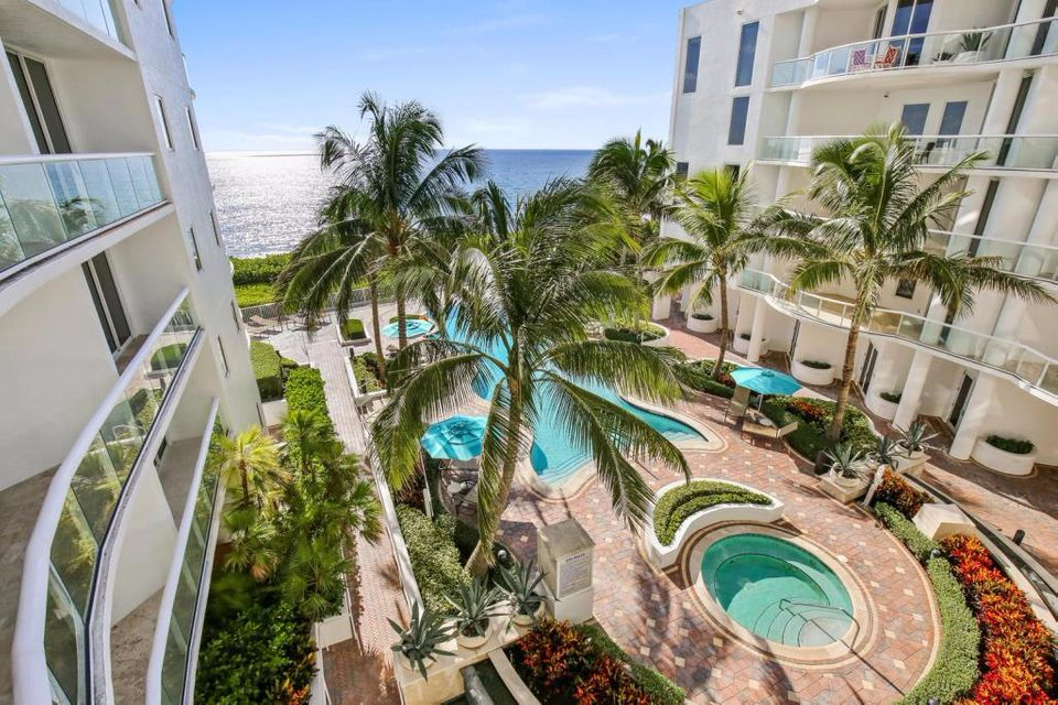 Co-op / Condo for Rent at 4600 N Ocean Drive 4600 N Ocean Drive Singer Island, Florida 33404 United States
