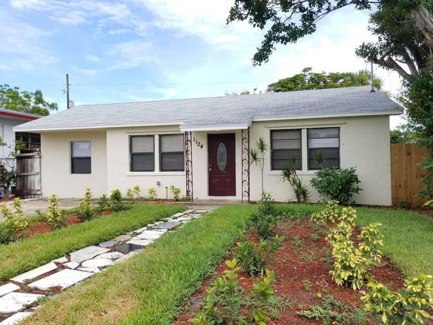 1104 W 26 Street , Riviera Beach FL 33404 is listed for sale as MLS Listing RX-10362790 7 photos