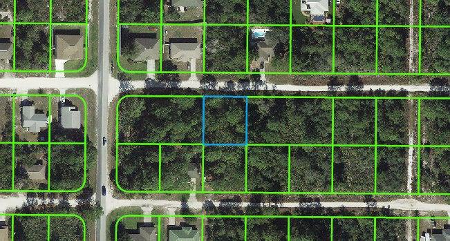 أراضي للـ Sale في 254 Raven Avenue 254 Raven Avenue Sebring, Florida 33870 United States
