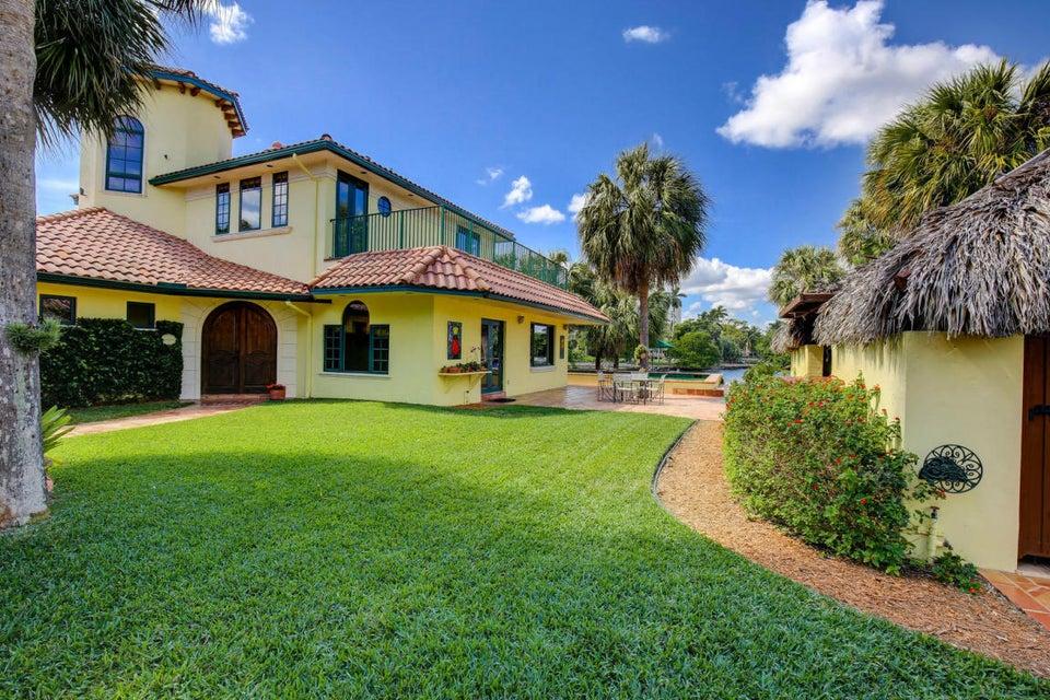 Einfamilienhaus für Verkauf beim 99 NE Spanish Trail 99 NE Spanish Trail Boca Raton, Florida 33432 Vereinigte Staaten