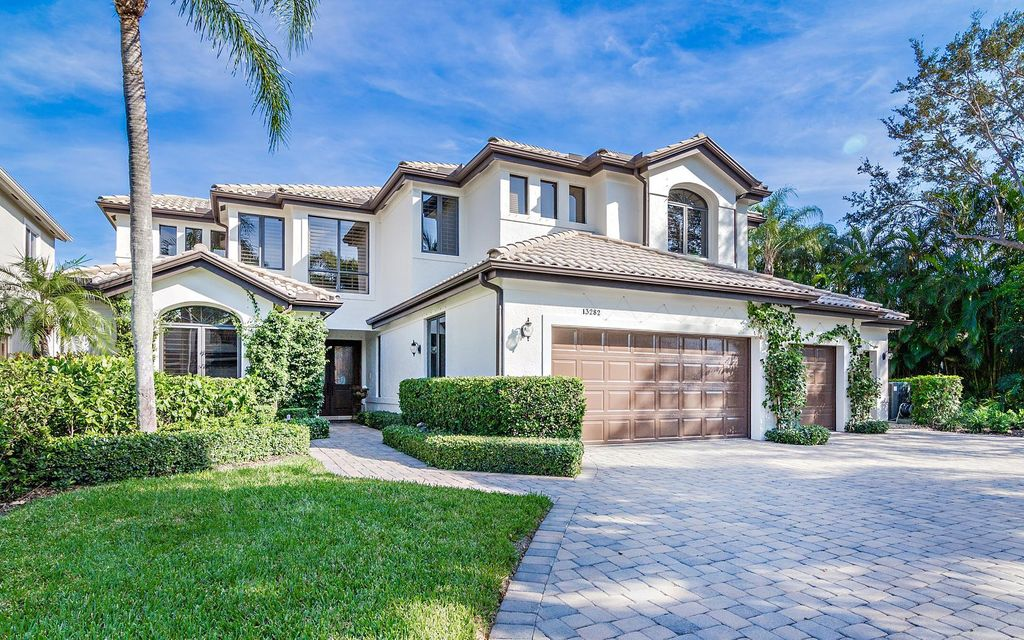 RX-10362854 - 13282 Deauville Drive Palm Beach Gardens FL 33410 in ...