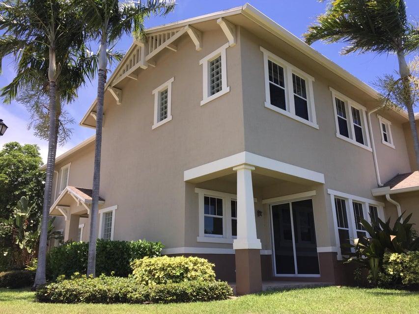 Maison accolée pour l à louer à 1770 Mission Court 1770 Mission Court West Palm Beach, Florida 33401 États-Unis