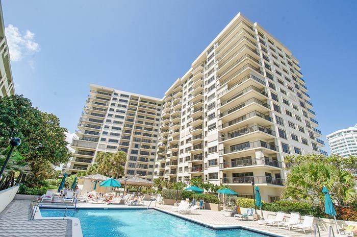 Hampton Beach Club Condo 1800 S Ocean Boulevard