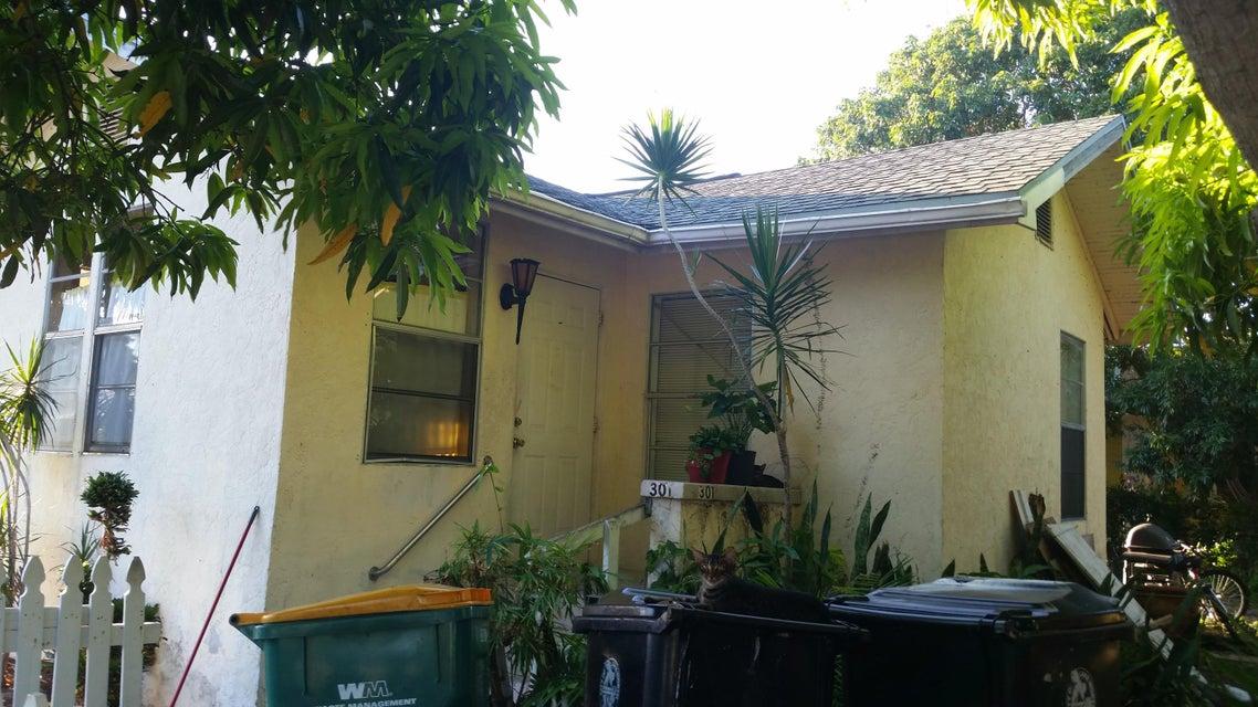 Duplex for Sale at 301 K Street Lake Worth, Florida 33460 United States