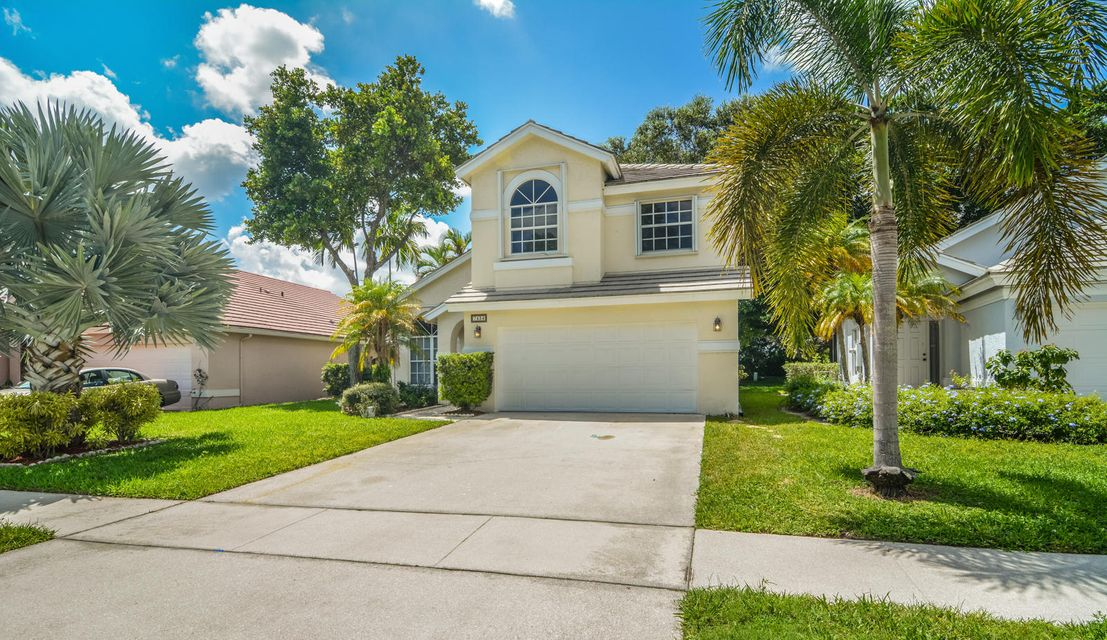 Single Family Home for Sale at 7434 Ashley Shores Circle 7434 Ashley Shores Circle Lake Worth, Florida 33462 United States