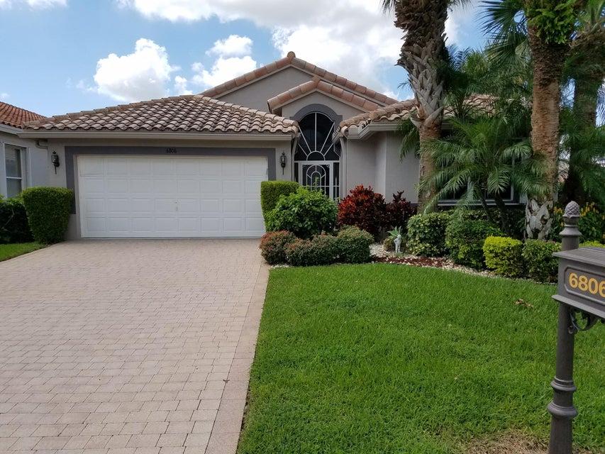 Einfamilienhaus für Verkauf beim 6806 Castlemaine Avenue 6806 Castlemaine Avenue Boynton Beach, Florida 33437 Vereinigte Staaten