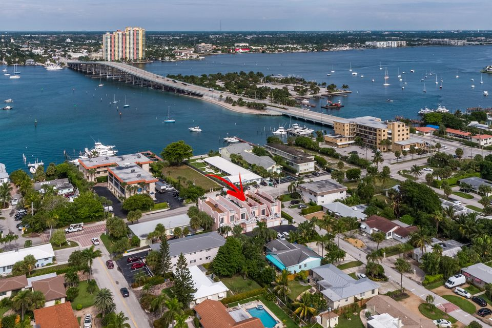 Home for sale in Harbourside Palm Beach Shores Florida