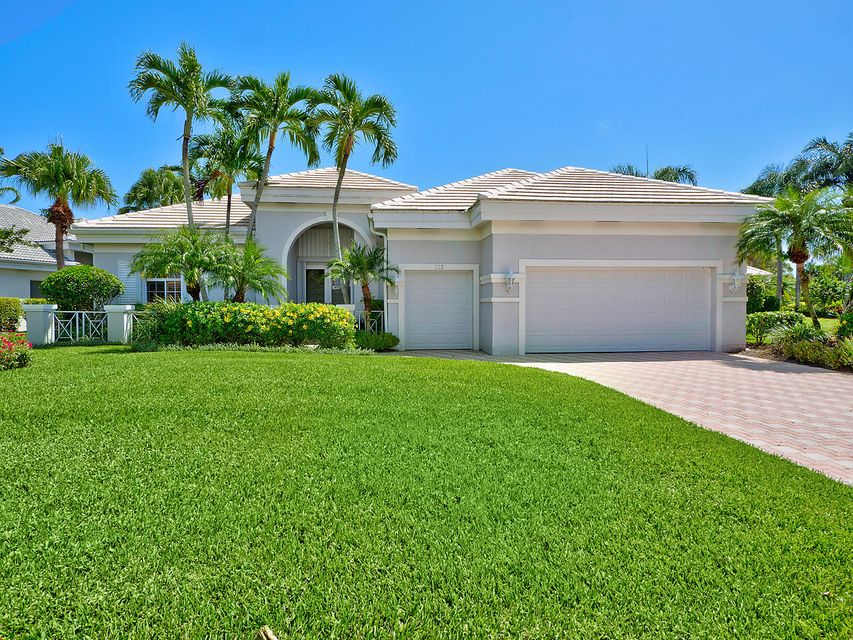 Palm Beach Gardens Golf Course Homes in Ballenisles