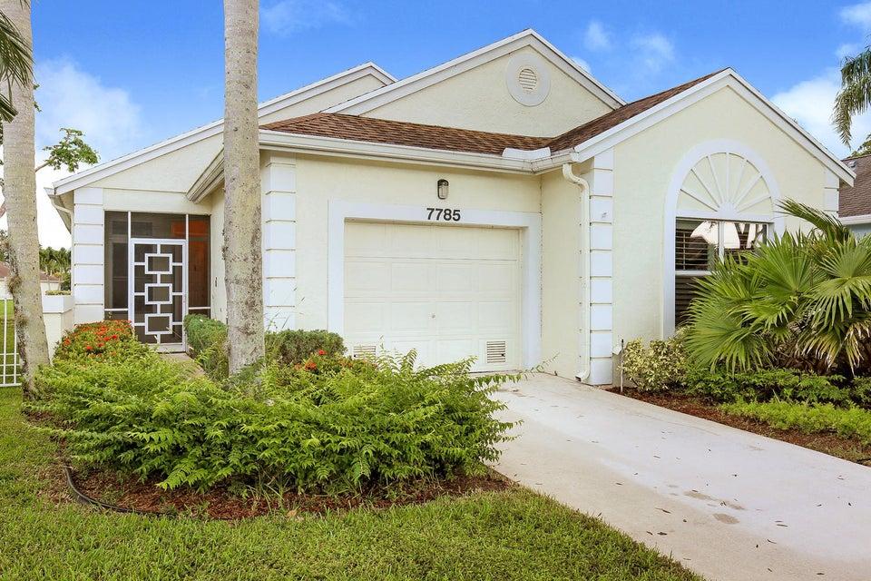 Einfamilienhaus für Verkauf beim 7785 Mansfield Hollow Road 7785 Mansfield Hollow Road Delray Beach, Florida 33446 Vereinigte Staaten