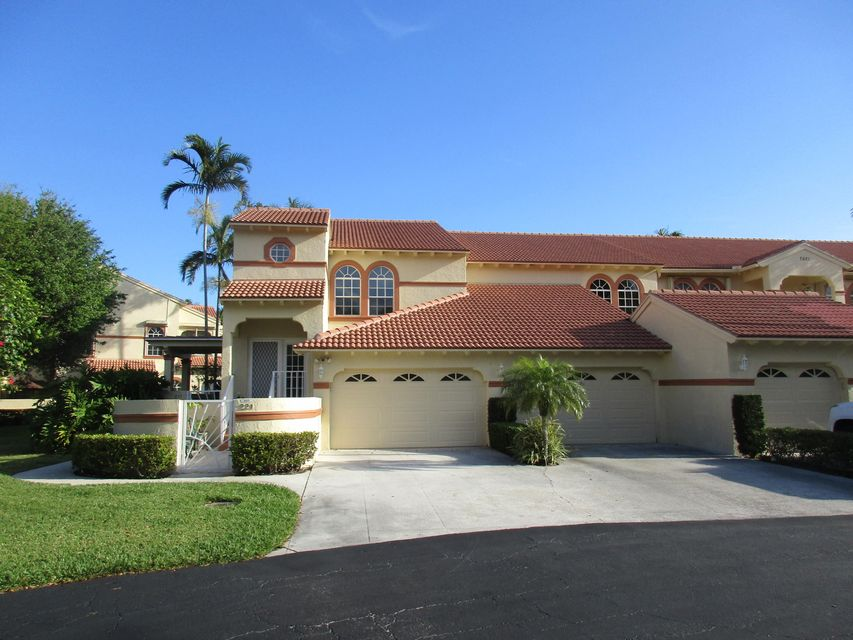 Co-op / Condo for Sale at 7621 Mackenzie Court Lake Worth, Florida 33467 United States