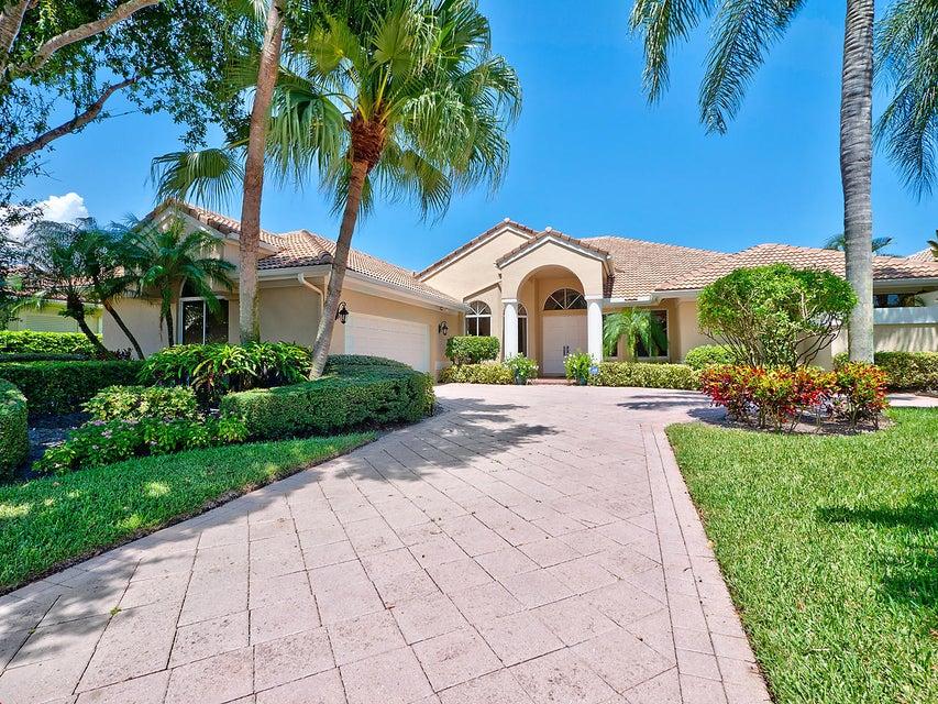 واحد منزل الأسرة للـ Sale في 28 Saint James Drive 28 Saint James Drive Palm Beach Gardens, Florida 33418 United States