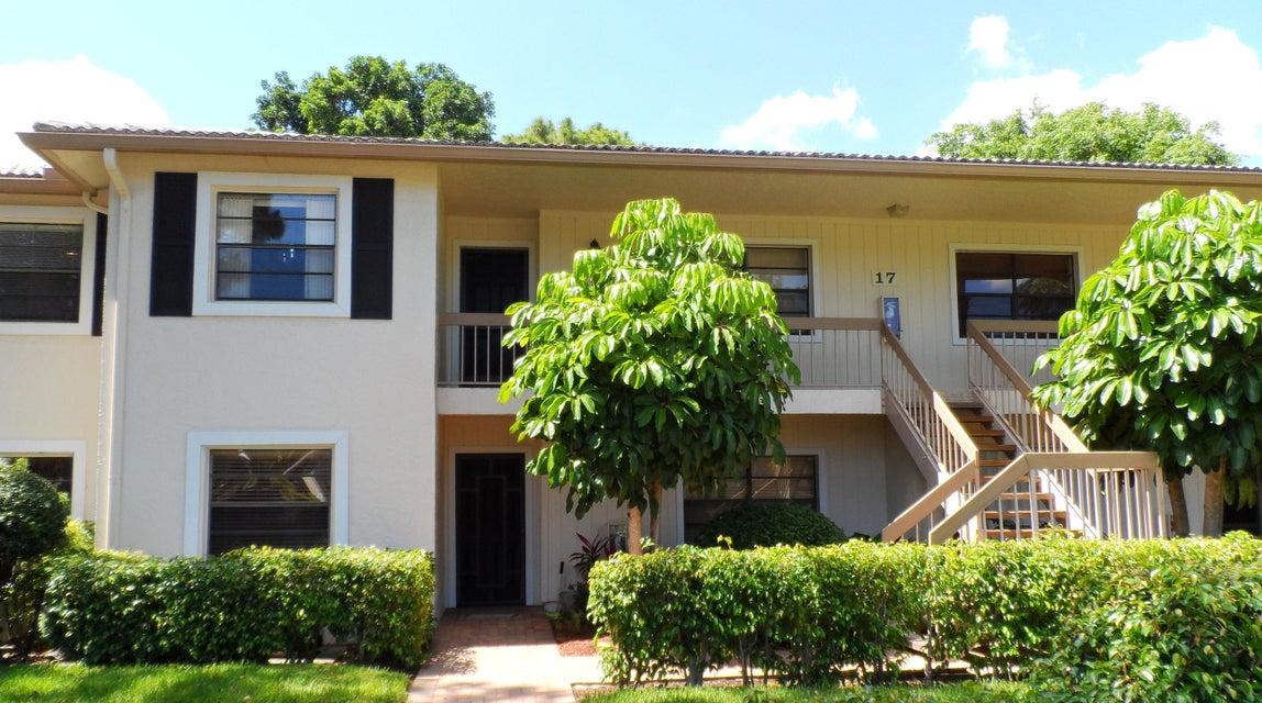 合作社 / 公寓 为 出租 在 17 Westgate Lane 17 Westgate Lane 博因顿海滩, 佛罗里达州 33436 美国