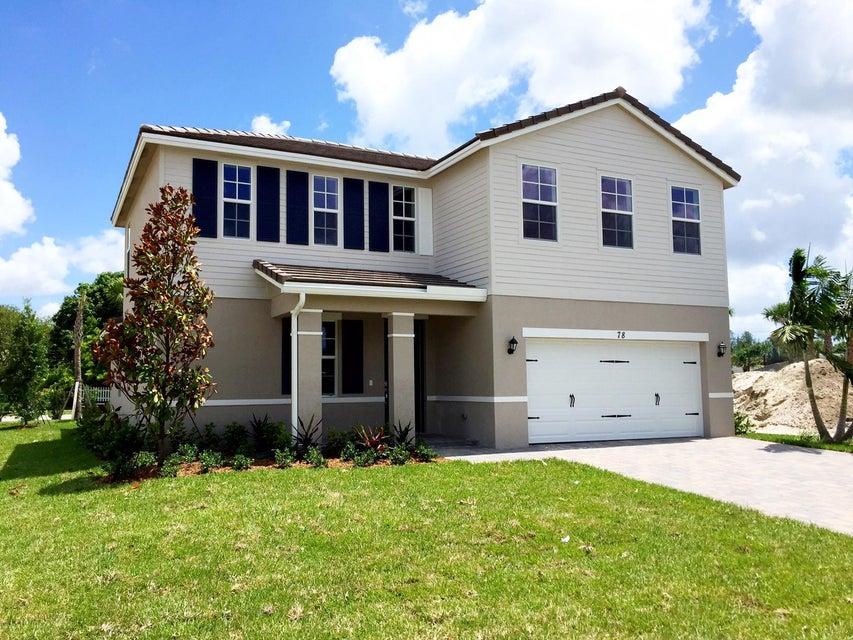 78 Palmetto Lane  Royal Palm Beach FL 33411